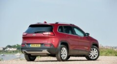 All-new Jeep Cherokee 'the complete car'
