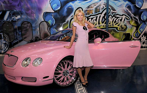 Surprising Celebrity Cars