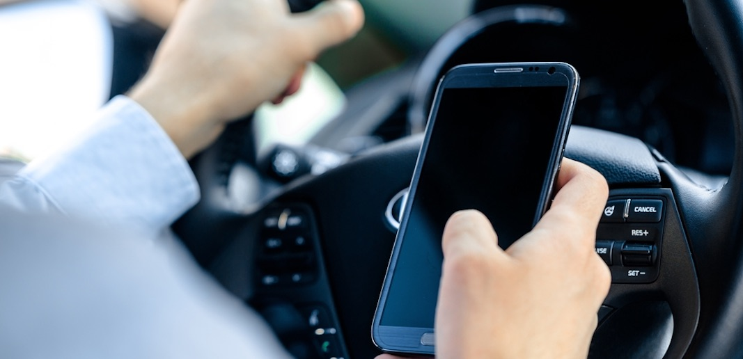 New Road Technology That Can Detect When You Are Using Your Phone Behind The Wheel
