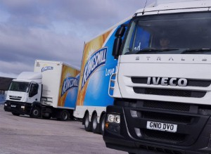 Iveco shows fleet success