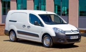 Berlingo ideal for commercial use.