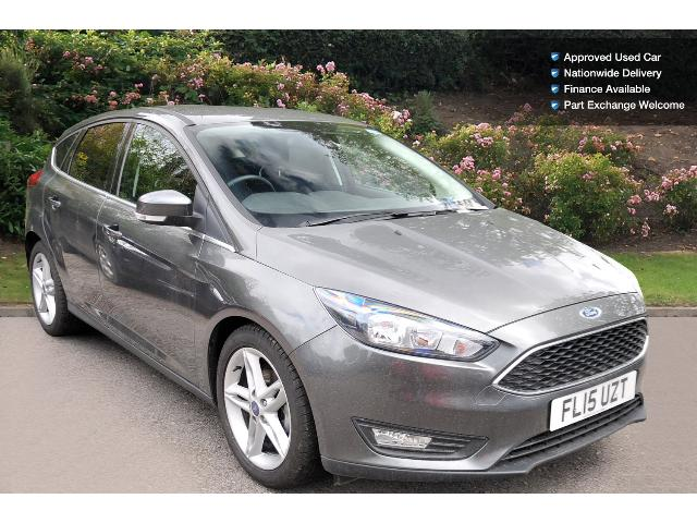 Magnetic Grey 15 Reg Ford Focus