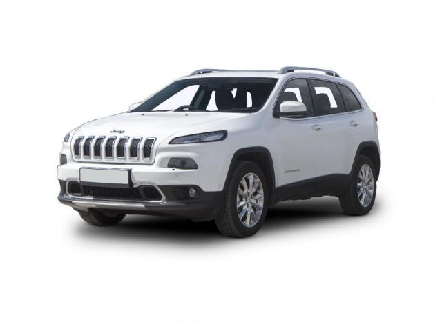 Jeep Cherokee 2.2 Multijet 200 75th Anniversary 5dr Auto Diesel Station Wagon