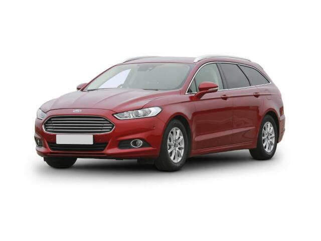 Ford Mondeo 2.0 TDCi 180 ST-Line Edition [Lux] 5dr Diesel Estate