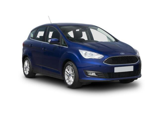 Ford C-MAX 1.5 EcoBoost Zetec Nav 5dr Powershift Petrol Estate