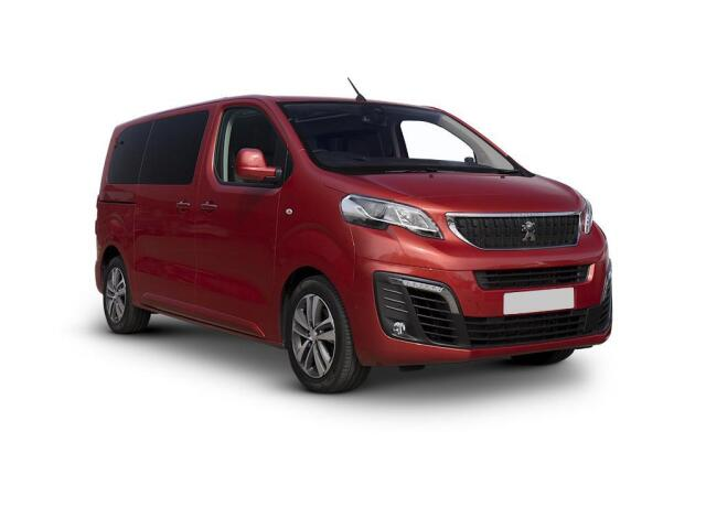 Peugeot Traveller 2.0 BlueHDi 180 Active Standard [8 Seat] 5dr EAT8 Diesel Estate