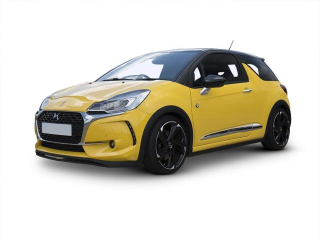DS 3 1.2 Puretech Black Lezard 3Dr Petrol Hatchback