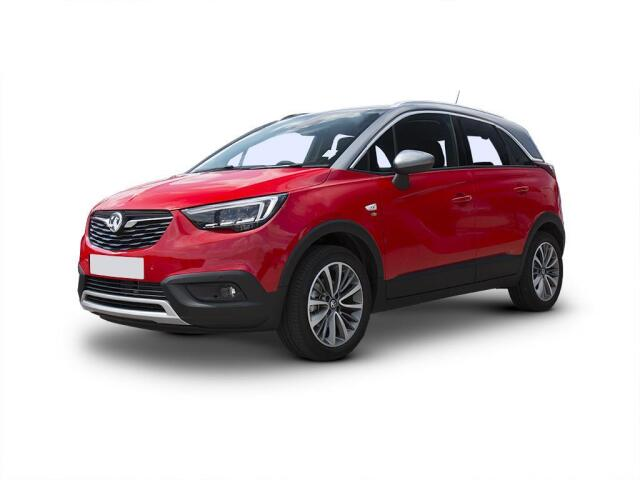 Vauxhall Crossland X 1.2T ecoTec [110] Ultimate 5dr [6 Speed] [S/S] Petrol Hatchback