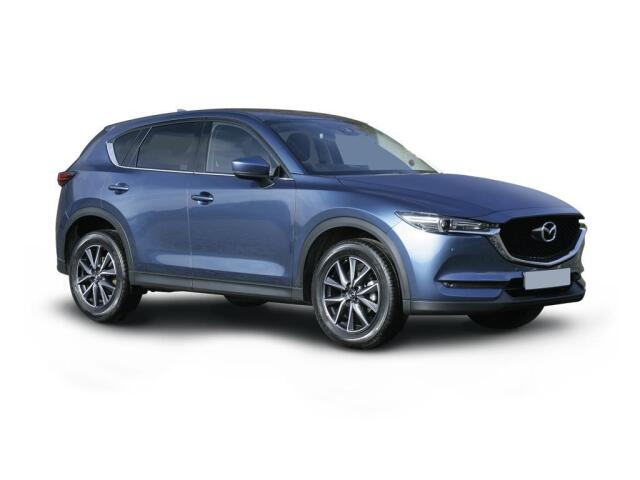 Mazda CX-5 2.2d [184] Sport Nav+ 5dr Auto AWD [Safety Pack] Diesel Estate