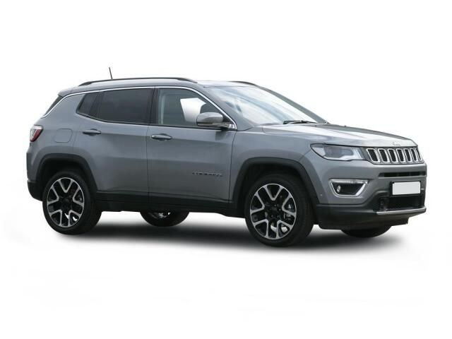 Jeep Compass 2.0 Multijet 140 Longitude 5dr Diesel Station Wagon