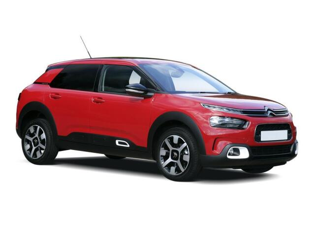 Citroen C4 Cactus 1.5 BlueHDi [120] Flair EAT6 5dr Diesel Hatchback