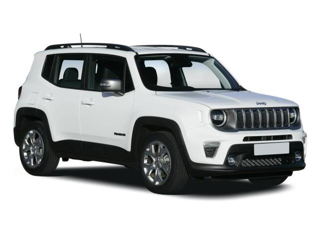 Jeep Renegade 1.6 Multijet Limited 5dr Diesel Hatchback