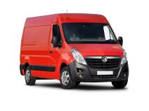 Vauxhall Movano 35 L2 Diesel Fwd 2.3 Cdti H1 Crew Cab Dropside 130Ps