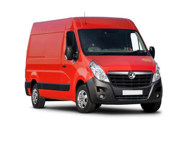 Vauxhall Movano 35 L3 Diesel Fwd 2.3 Cdti H1 Crew Cab Dropside 130Ps