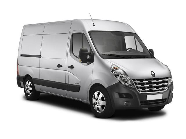 Renault Master Lwb Diesel Fwd LM35dCi 170 Business M/R Window Van Quickshift6