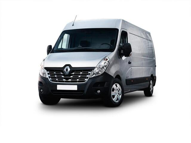 Renault Master Mwb Diesel Fwd Mm33Dci 110 Business Medium Roof Van [euro 6]