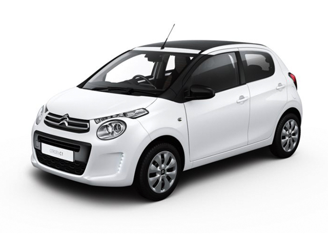 Citroen C1 1.0 VTi 72 Feel 5dr Petrol Hatchback