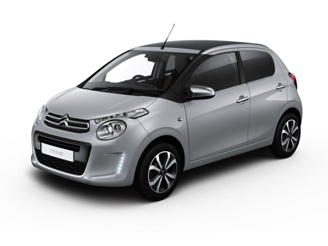 Citroen C1 1.0 VTi 72 Flair 5dr Petrol Hatchback