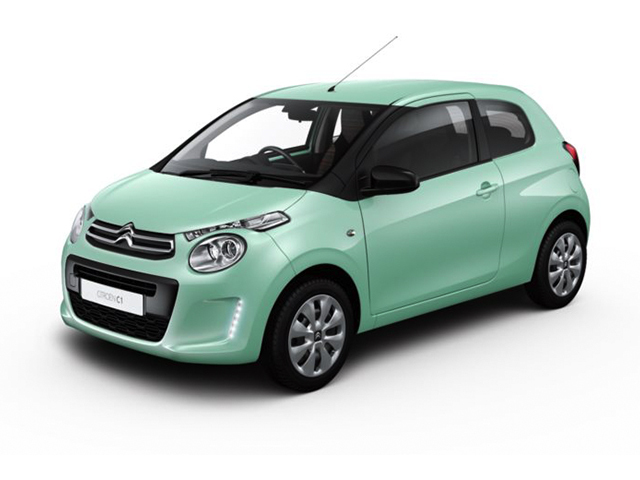Citroen C1 1.0 Vti 72 Feel 3Dr Petrol Hatchback