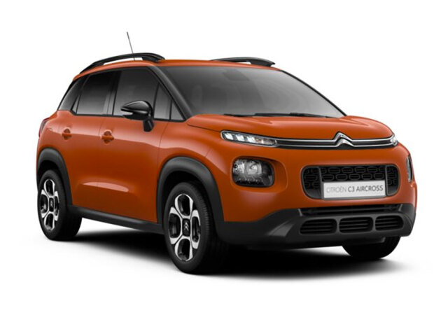 Citroen C3 Aircross 1.2 PureTech 110 Feel 5dr [6 speed] Petrol Hatchback