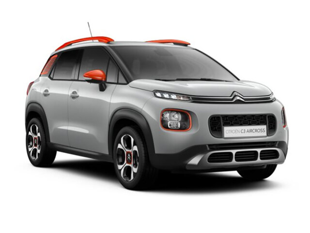 Citroen C3 Aircross 1.2 PureTech 110 Flair 5dr EAT6 Petrol Hatchback