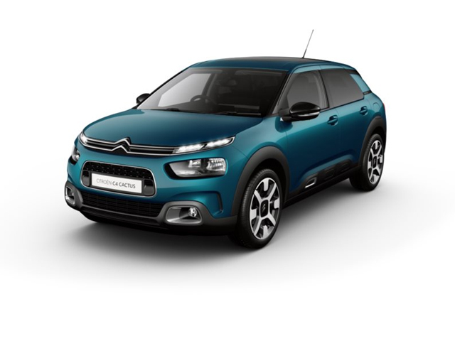 Citroen C4 Cactus 1.5 BlueHDi Flair 5dr Diesel Hatchback