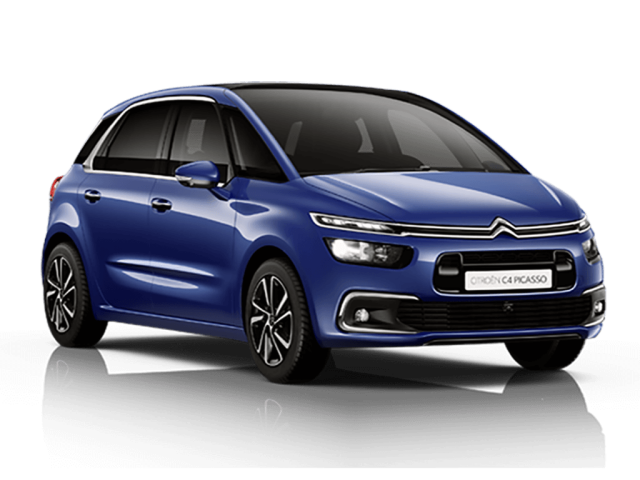Citroen C4 Picasso 1.6 BlueHDi 100 S&S Touch Edition