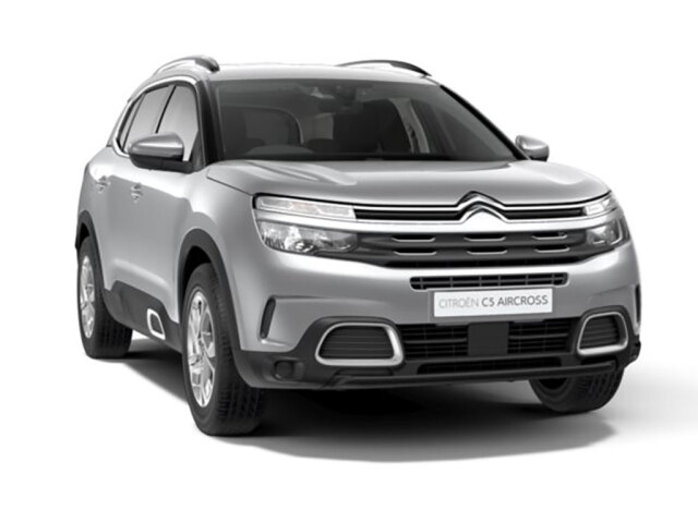 Citroen C5 Aircross 1.5 BlueHDi 130 Feel 5dr EAT8 Diesel Hatchback