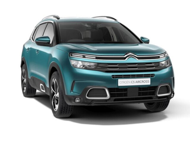 Citroen C5 Aircross 2.0 BlueHDi 180 Flair 5dr EAT8 Diesel Hatchback