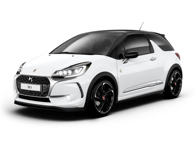 Book A Citroen Ds 3 1 6 Thp 210 Performance Black 3dr