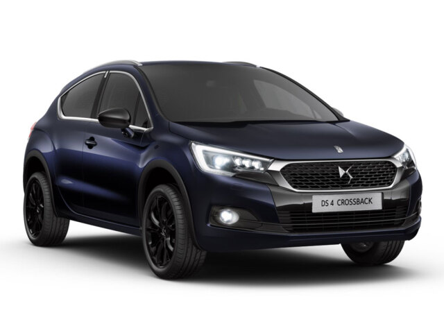new citroen ds 4 1 6 bluehdi crossback 5dr eat6 diesel hatchback for sale bristol street. Black Bedroom Furniture Sets. Home Design Ideas