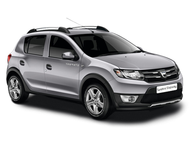 stepway 4x4 dacia autos weblog. Black Bedroom Furniture Sets. Home Design Ideas