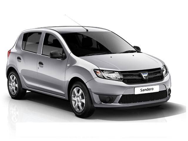 new dacia sandero 1 5 dci ambiance 5dr diesel hatchback. Black Bedroom Furniture Sets. Home Design Ideas