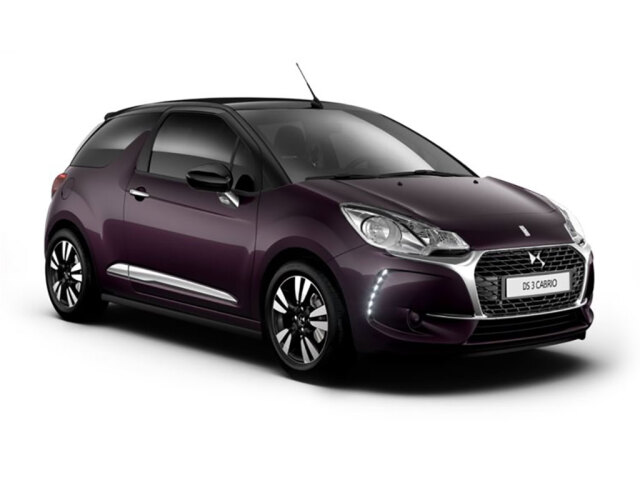 DS 3 1.6 Bluehdi Chic 2Dr Diesel Cabriolet