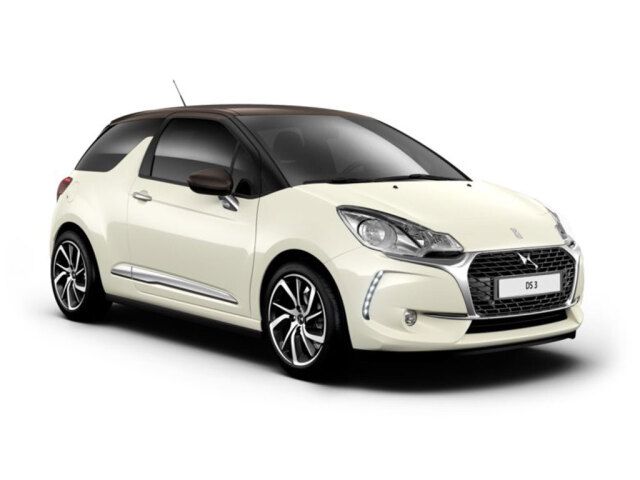 DS 3 1.2 Puretech 82 Parthenon Cream 3Dr Petrol Hatchback