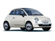 Fiat 500 1.2 Pop 2Dr Petrol Convertible
