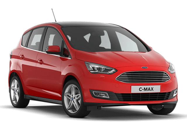 new ford c max 1 0 ecoboost 125 titanium x 5dr petrol. Black Bedroom Furniture Sets. Home Design Ideas
