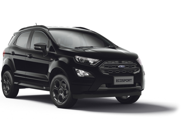 Ford Ecosport   St Line Dr Awdsel Hatchback