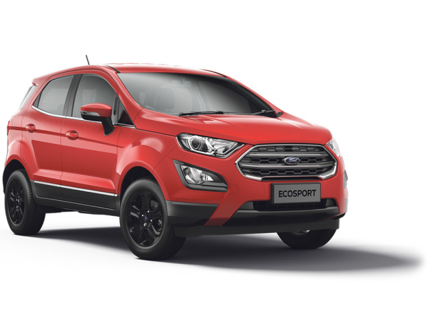 New Ford Ecosport 1.0 Ecoboost 125 Zetec Navigation 5Dr Auto