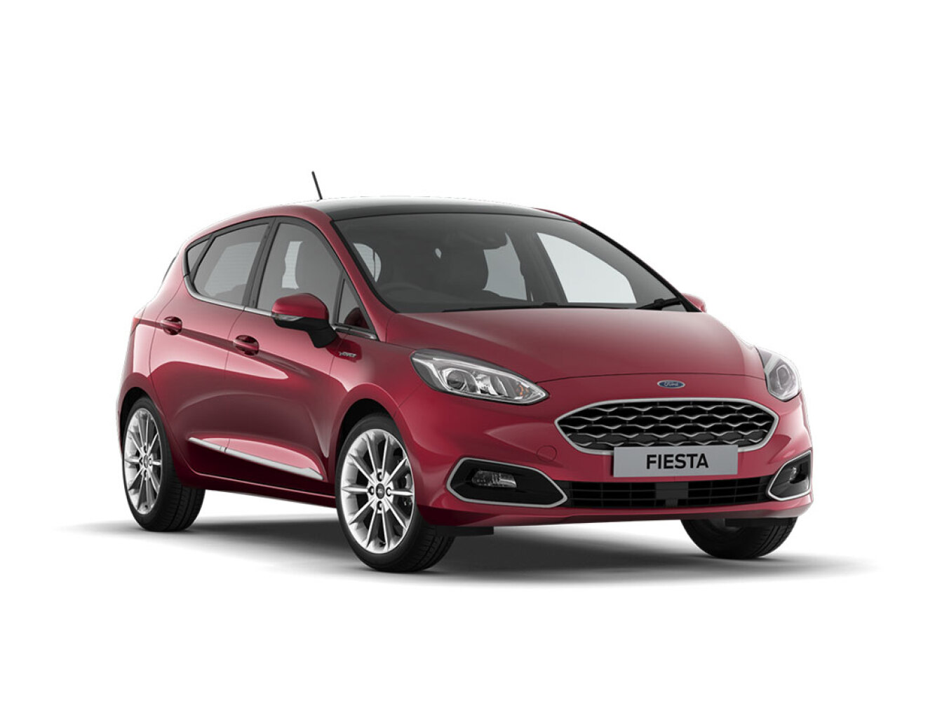 new ford fiesta vignale 1 5 tdci 5dr diesel hatchback for sale bristol street. Black Bedroom Furniture Sets. Home Design Ideas