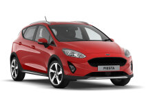 Ford Fiesta 1.0 EcoBoost Active 1 5dr Auto Petrol Hatchback