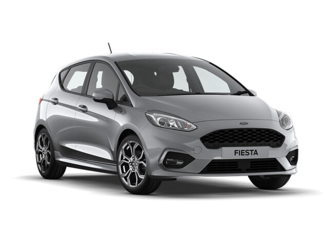 Ford Fiesta 1.0 EcoBoost ST-Line X 5dr Auto Petrol Hatchback