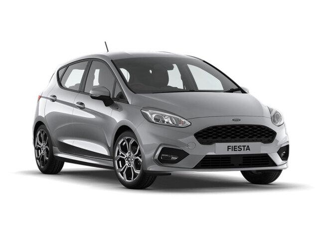 Fiesta St Line 140 >> New Ford Fiesta 1 0 Ecoboost 140 St Line Navigation 5dr Petrol