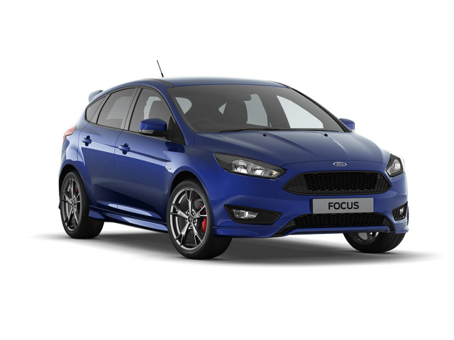 Enquire On A New Ford Focus 2 0 Tdci St Line X 5dr