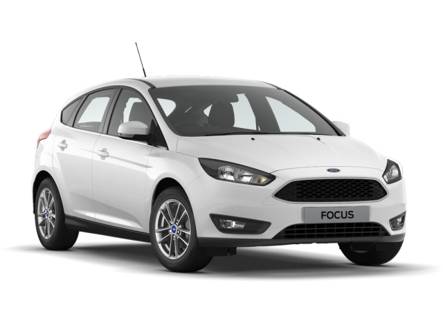 Ford Focus 1.0 EcoBoost Zetec edition 5Dr Hatchback