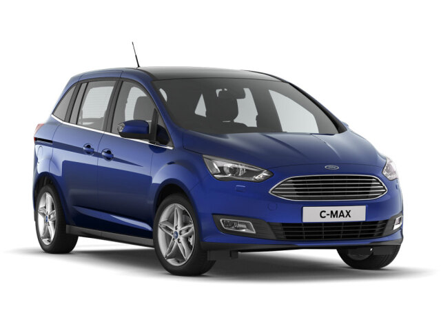 Ford Grand C-MAX 1.0 EcoBoost 125 Titanium X Navigation 5dr Petrol Estate