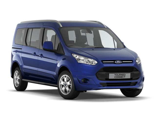 Ford Grand Tourneo Connect 1.5 EcoBlue 120 Zetec 5dr Powershift Diesel Estate