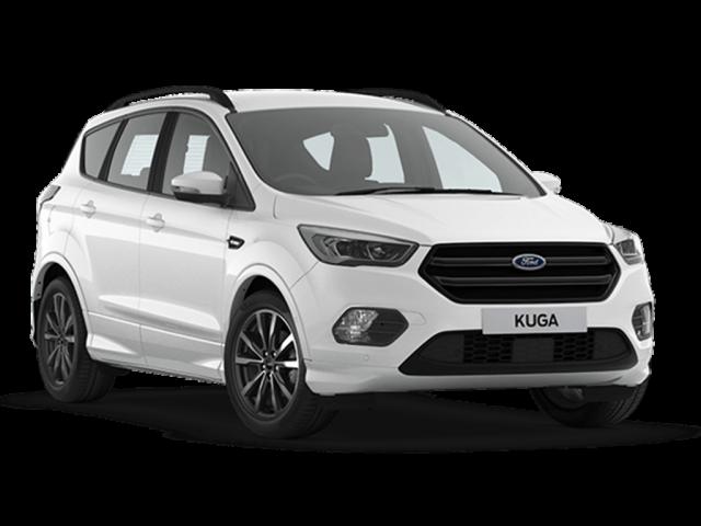new ford kuga 2 0 tdci st line 5dr 2wd diesel estate for. Black Bedroom Furniture Sets. Home Design Ideas