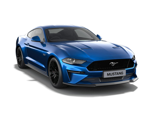 Ford Mustang 5.0 V8 449 GT [Custom Pack 4] 2dr Petrol Convertible