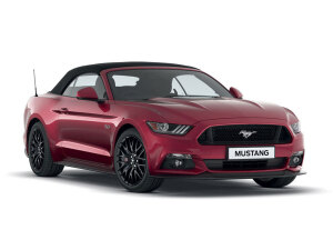 Ford Mustang 5.0 V8 Gt 2Dr Auto Petrol Convertible